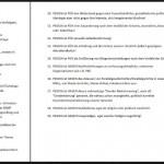 PEGIDA-Positionspapier als Screenshot des FB-Eintrags von PEGIDA